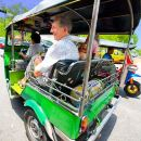 Bangkok in Motion: City Highlights Tour by Skytrain, Boat, and Tuk-Tuk
