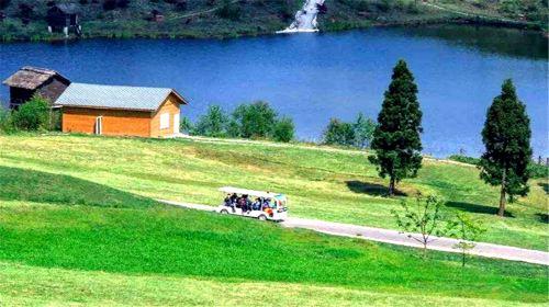 野玉海山地旅遊度假區