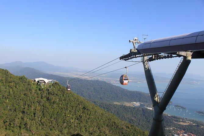 Langkawi Cable Car/Skycab @ Oriental Village