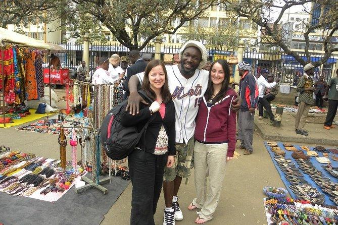 Nairobi City Walking Tour with Traditional Kenyan Lunch