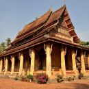 Vientiane Full Day Tour + Central Market (Private Tour)