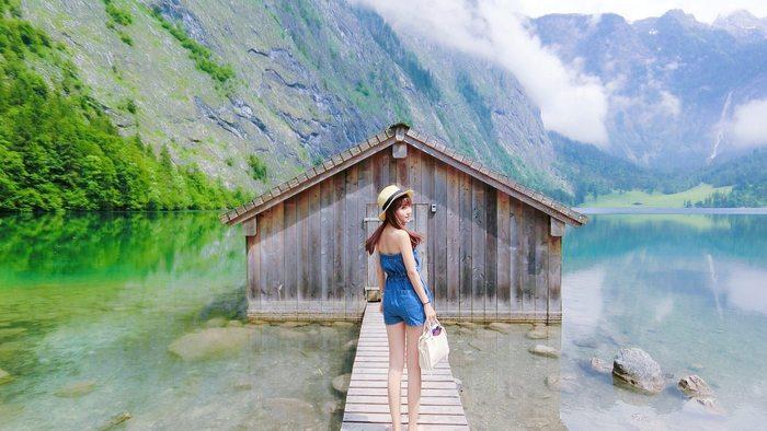 Day Trip to Königssee from Munich [Kings Lake Cruise/Neuschwanstein]