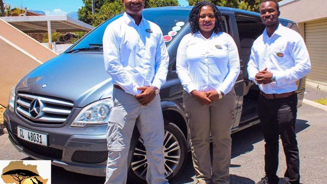 Guided Windhoek City Tour with Katutura Township Tour