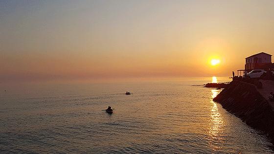 제주 투명카약 - 월정리 해변