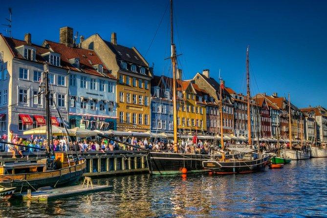 Private Shore Excursion: Copenhagen walking tour