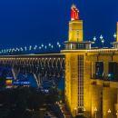Private tour-Jiangsu Nanjing Sun Yatsen Mausoleum, Ming Tombs, Nanjing Museum And Yangtze River Bridge, With Lunch