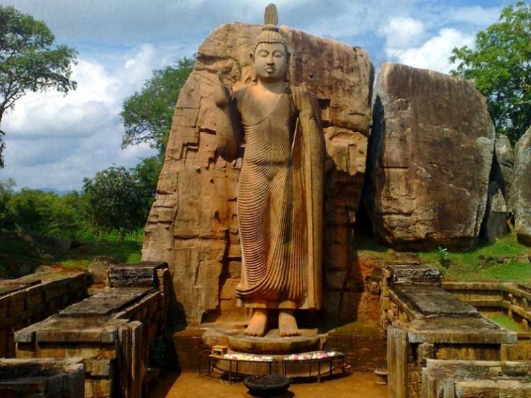 斯里蘭卡阿努拉德普勒+波隆納魯沃二日遊(含550公里+自由安排行程+可加中文嚮導)