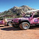 美國拉斯維加斯紅岩峽谷國家保護區一日游(粉紅吉普之旅,紅石峽谷經典遊 2人起訂)