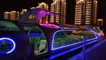 三亚内河水上巴士生态观光游