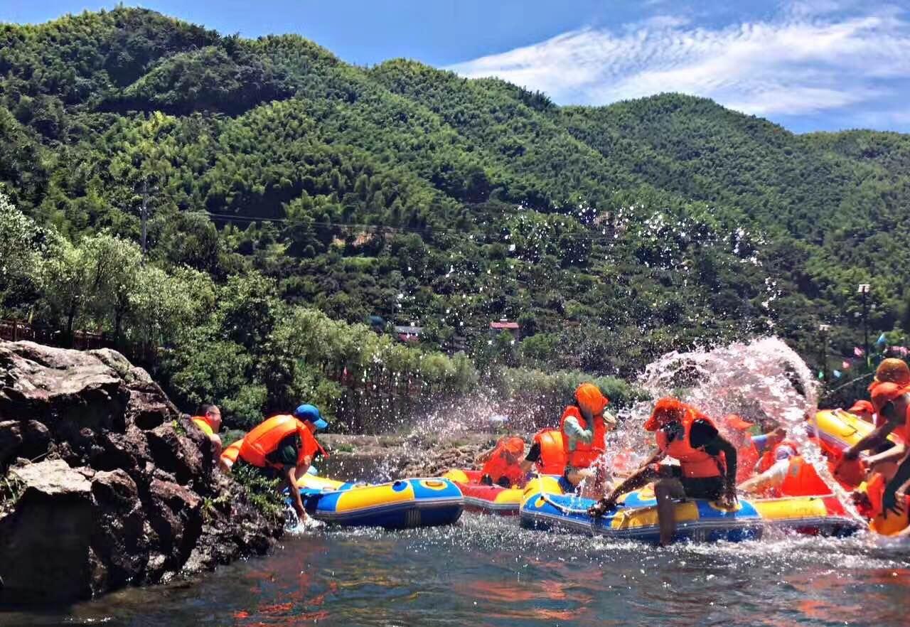 Sichuangyan Rafting