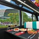 Singapore GOURMETbus Lunch Tour with Visit to Gardens by the Bay