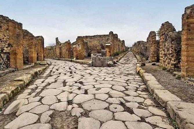 Pompei Excursion from Naples