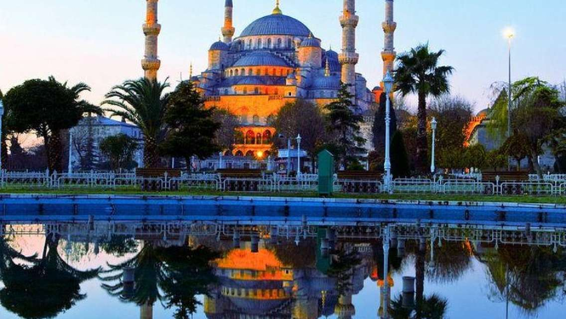 Small Group Tour - Full Day Istanbul City Tour