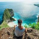 ONE DAY TRIP NUSA PENIDA Broken Beach, Angel Billabong, and Kelingking Beach.