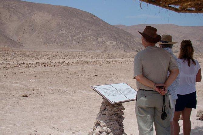 Pintados Geoglyphs Humberstone and Salar Grande tour