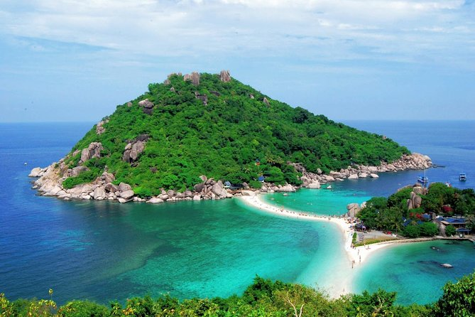 Snorkel Tour to Koh Nangyuan and Koh Tao by Speed Boat from Koh Samui