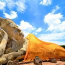 Ayutthaya and Bang Pa-In with minivan and come back with cruise