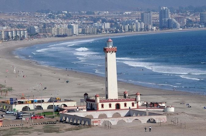 Shuttle service from La Serena aiport to hotel