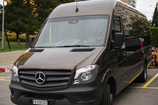 Private Transfer from Geneva Airport to Zermatt Taesch Train Station