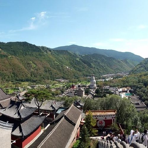One Day Private Tour to Wutaishan from Taiyuan