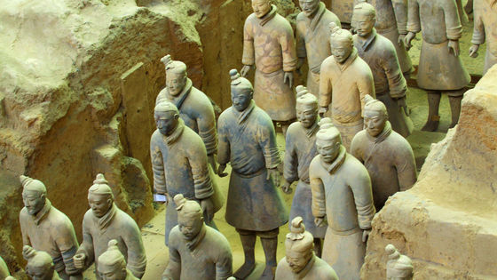 Xi'an Small Group Tour to Terracotta Warriors and Banpo Museum