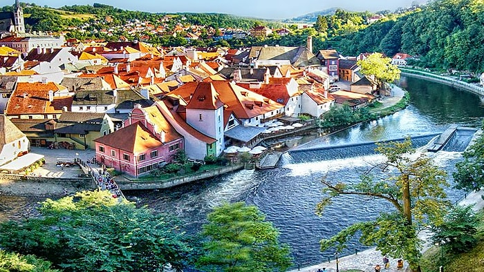 Day Trip to the CK Town of Cesky Krumlov