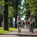 Palermo Forest and City Center Bike Tour
