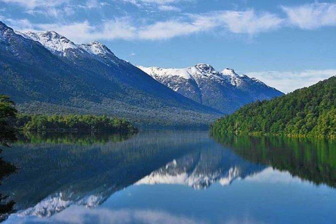 Road of the Seven Lakes to Villa La Angostura from San Martin de los Andes
