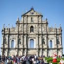 Macau Cultural Full Day Tour from Hong Kong