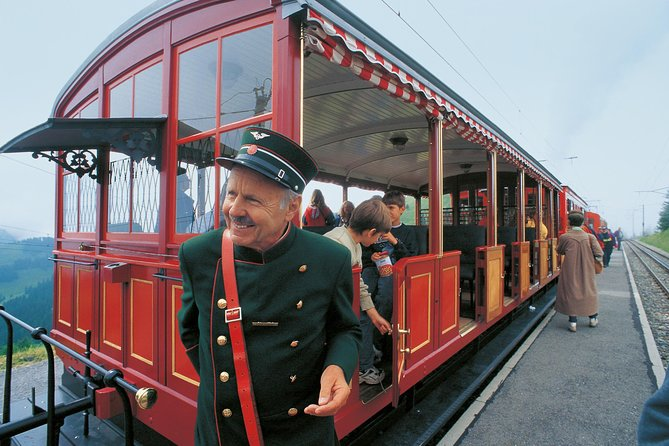 ALL TRANSPORT INCLUSIVE Mt. Rigi Guided round trip from Luzern