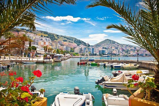 Cruise to Albania from Corfu
