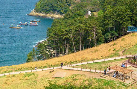 【巨濟島一日遊】巨濟島風之丘、外島、巨濟鳴禪城一日遊