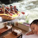 Bali Day Trip White Water Rafting and Spa Treatment