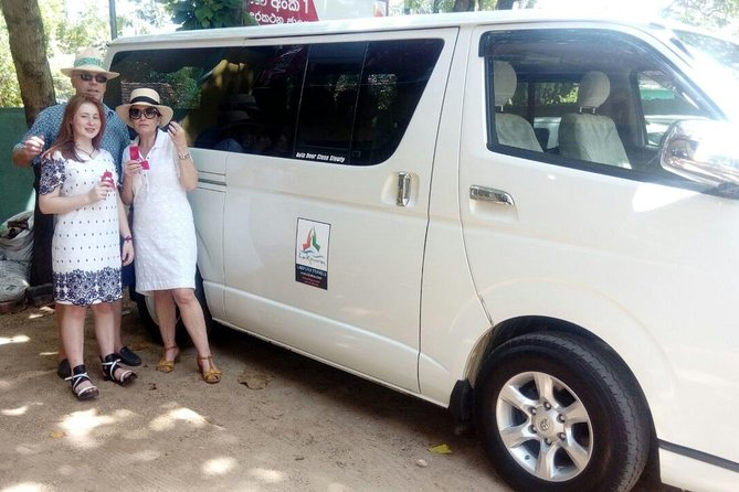 Tangalle City to Colombo City Private Transfer