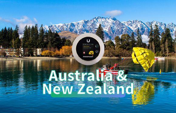 澳大利亞&新西蘭通用高速 WiFi 租賃(香港自取)