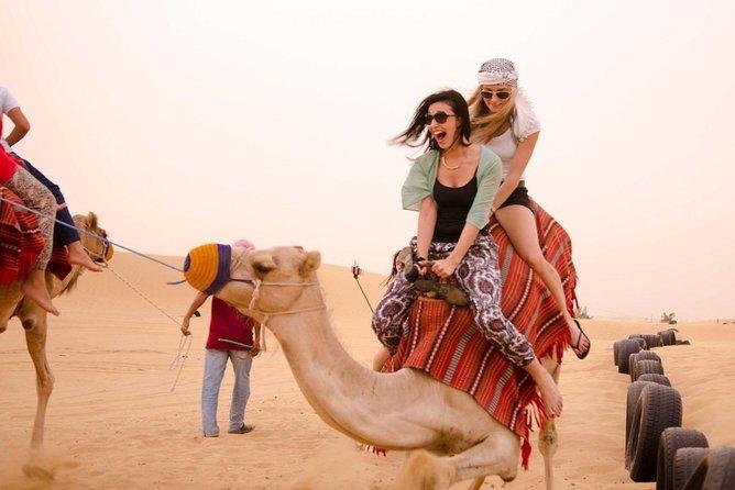 Sunset Desert Full-Day Safari Trip by ATV Quad