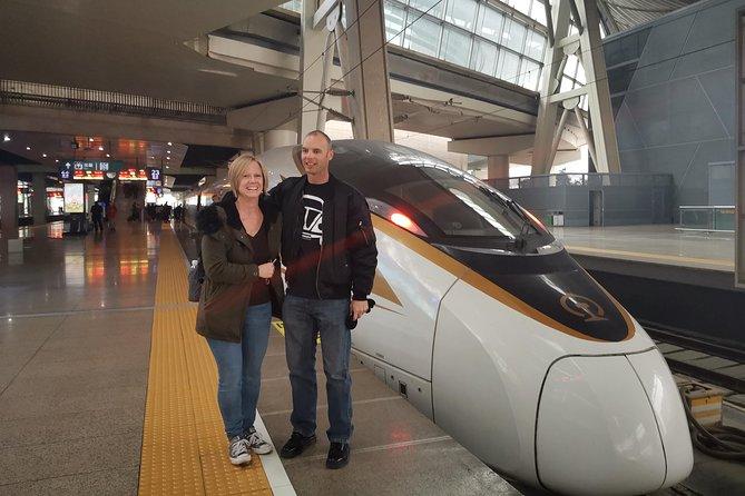 Bullet Train Private Tour: Tiananmen Square, Forbidden City & Temple of Heaven