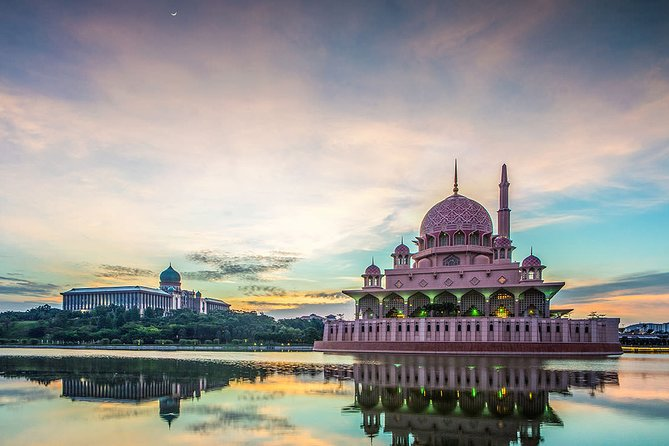 Putrajaya City Tour from Kuala Lumpur including Sightseeing Cruise