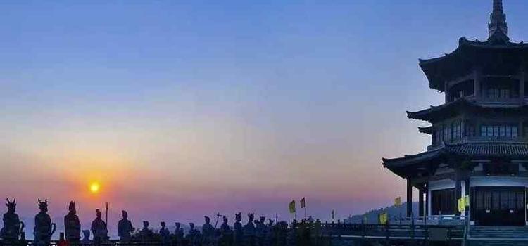 다펑산 셴포구 관광지구3