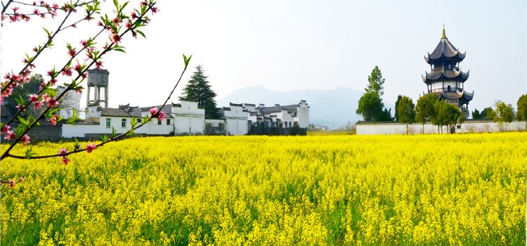 """Taohuatan (""""Peach Blossom Pool"""")2"""