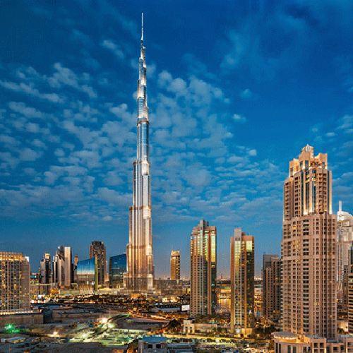 Burj Khalifa Tower Observation Deck Ticket