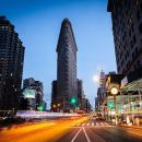 New York City Night Tour with Private Local Guide