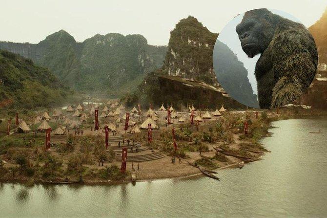 Trang An- The road to Kong skull island full day