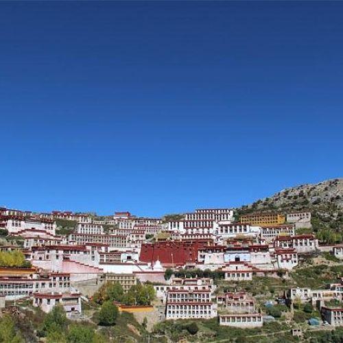 Day Tour: Tibet Ganden Monastery
