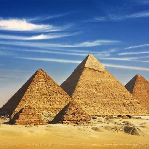 Full-Day Tour to Giza Pyramids, Memphis, and Sakkara