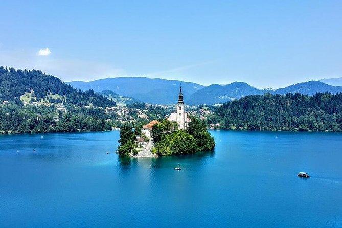 Private Tour: Lake Bled & Ljubljana from Koper