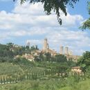Authentic Tuscany Highlights: Siena, Winery tour, San Gimignano