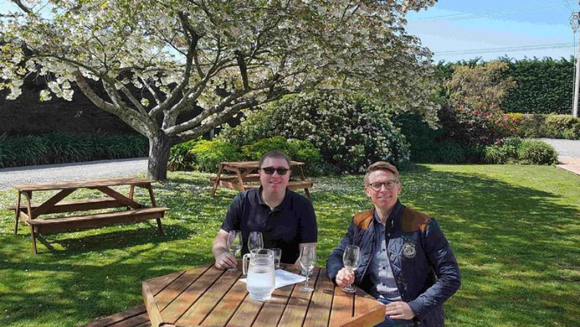 Half Day Martinborough Winery Tour from Wellington