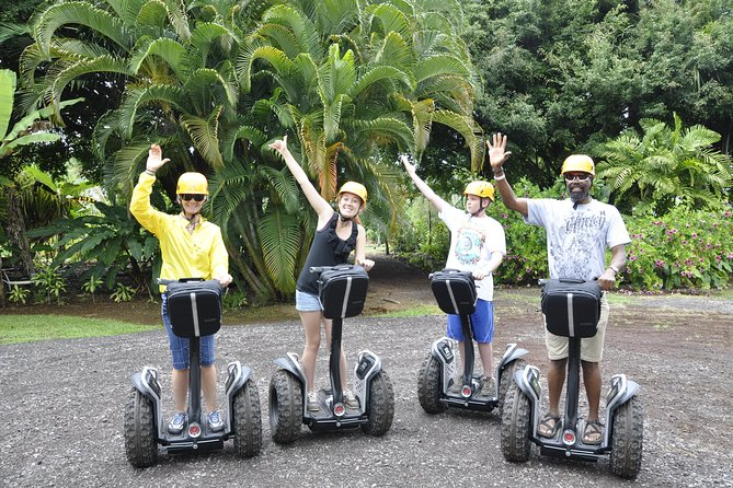Segway Ke Ola Tour - 60 Minutes - Rating: EASY