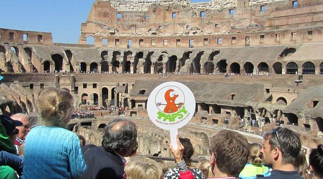 Rome Tour With Kids Interactive Ancient Rome Tour